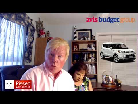 AVIS Budget Group - Budget Rent-A-Car Bait & Switch @ Pissed Consumer Interview