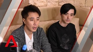 Aloysius Pang's brother on what the actor was like at home
