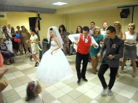 Наш свадебный танец  флэшмоб Wedding Dance