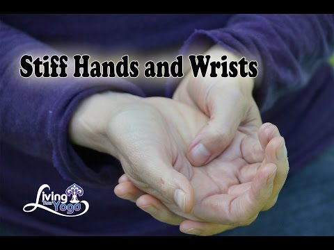 Help For Stiff Hands And Wrists