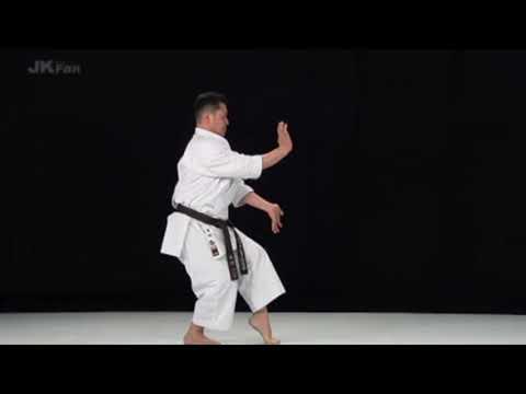 Gekisai Dai-ni _ Goju Ryu Karate - Tetsuya Furukawa