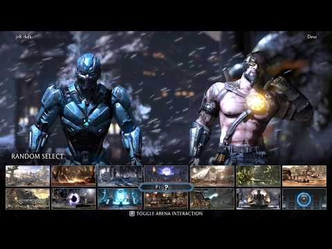 Deus (Kano/Commando) vs Rukiduki (Triborg/CSZ) ft 10