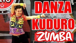 ZUMBA FITNESS - DANZA KUDURO - DON OMAR #ZUMBA #ZUMBAFITNESS