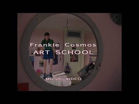 "Frankie Cosmos - ""Art School"" (Official Music Video)"