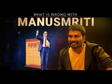 Who Invented Caste System? | Manusmrithi, Ambedkar & Varna System [Controversy] Part 1/2