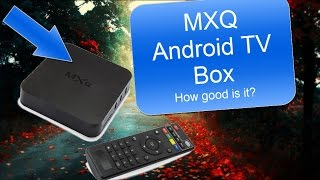 €60 ANDROID TV BOX?! Is it good?