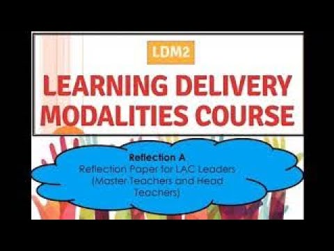 Download LDM2 Reflections for LAC Leaders