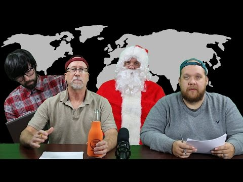 THAT'S NEWS TO US!! feat. Ima Trol and Salty Santa - Dec 4, 2016