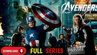 Avengers Movie Download Full Series In Hindi, With Captain America Civil War Hindi Movie.. 😀