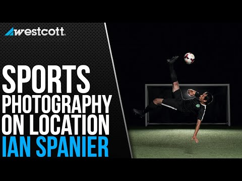 On-Location Sports Photography Lighting With The FJ400 Strobe