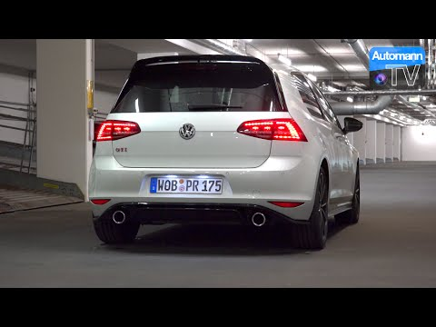 2017 Golf GTI Clubsport (290hp) - pure SOUND (60FPS)