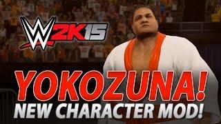 WWE 2K15 Mods: Yokozuna