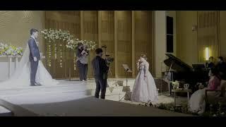 2021.4.10 친구 딸 결혼식 축시낭송