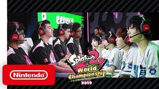 Splatoon 2 World Championship 2019 Finals