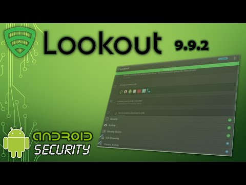 Lookout Mobile Security 9.9.2 Review