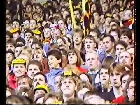 Westfalenstadion Dortmund 1988