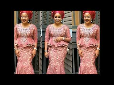 2017 Best Designs for Ankara Aso EBI Styles - Eye Catching Collection