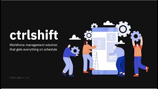 OGP Hackathon 2020 - ctrlshift