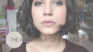 Always Awesome makeup