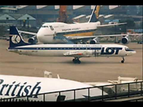 Samoloty PLL LOT : Iliuszyn Ił-18
