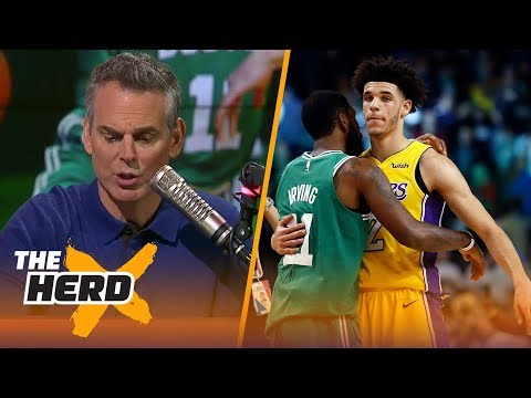 Celtics are turning into the Patriots 2.0 while Lonzo Ball continues to struggle in LA | THE HERD