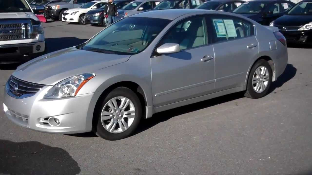 2011 nissan altima 2.5 s special edition - youtube