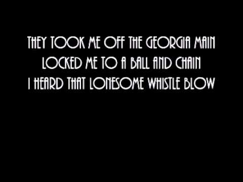 (I Heard That) Lonesome Whistle (Lyric Video)