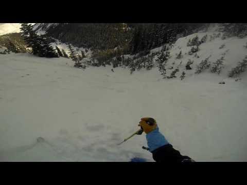 Silverton Mountain - Colorado Trail
