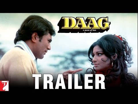 Daag is listed (or ranked) 19 on the list The Best Usha Kiran Movies