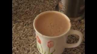 Вкусное какао с пеной за 3 минуты.(В этом видео я покажу как быстро приготовить вкусное какао с густой воздушной пеной при помощи френч-пресса., 2015-09-23T19:03:13.000Z)