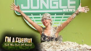 Jacqueline & Nadine Tackle a Storm for Dingo Dollars | I'm A Celebrity... Get Me Out Of Here!