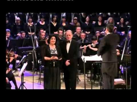 Z.PALIASHVILI,malkhazis da maros dueti.solistebi:L.KALMAKHELIDZE,T.GUGUSHVILI.dir-I.CHOLOKASHVILI