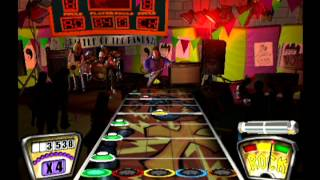 Guitar Hero Encore Rocks the 80s (PS2) gameplay