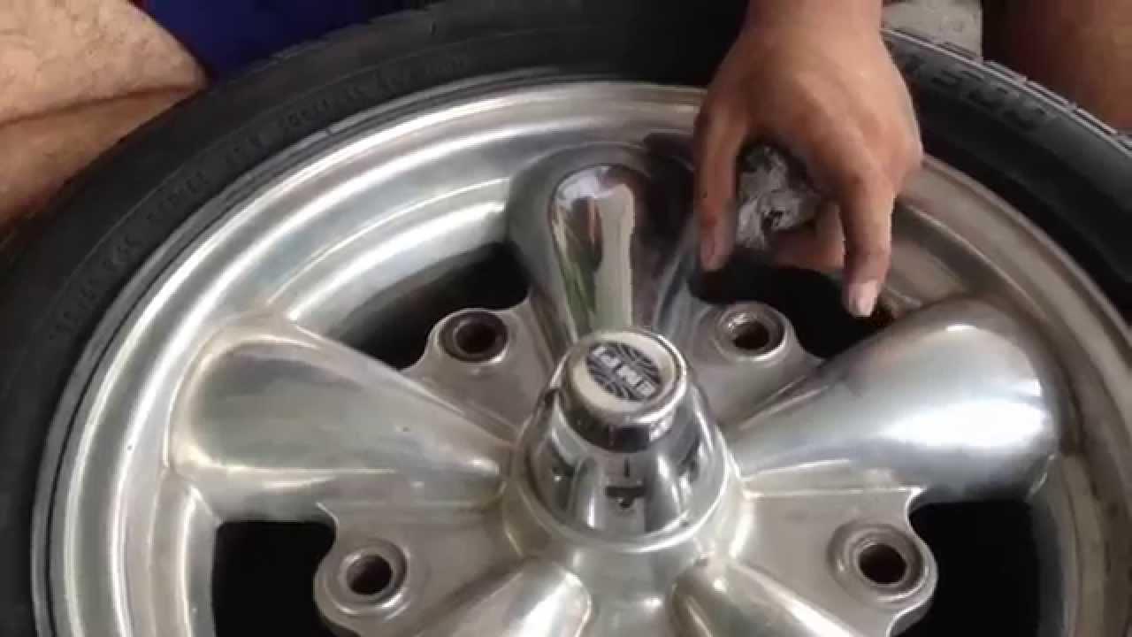 Como pulir y sacar brillo a rines de aluminio vw youtube - Como limpiar aluminio ...