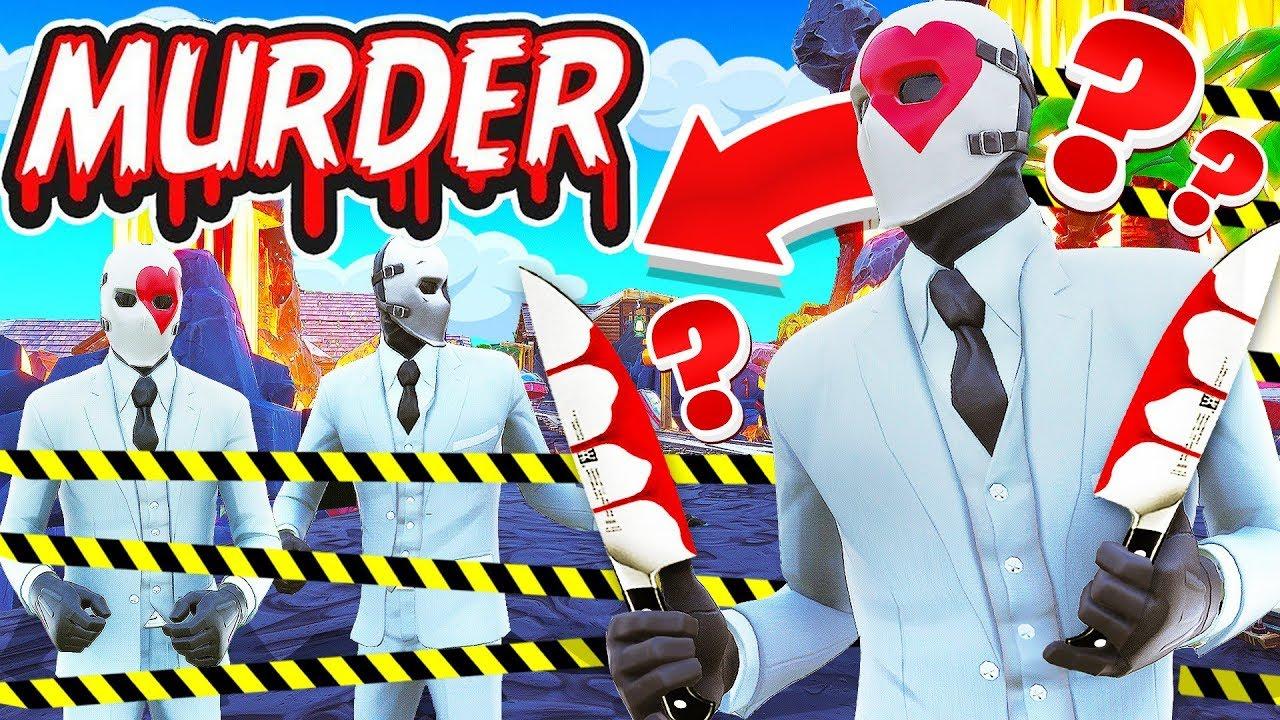VOLCANO MURDER MYSTERY w/ SSundee in Fortnite Battle Royale! *NEW* Fortnite  Creative Gamemode!