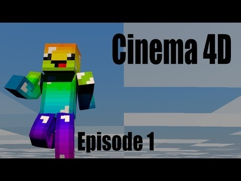 Cinema 4D - Episode 1 | RUNNING POSITION!