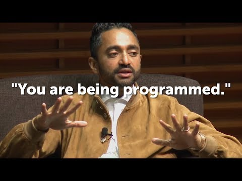 "Fmr. Facebook Exec: Social Media Ripping Apart Society, ""You are programmed."" [Chamath Palihapitiya]"