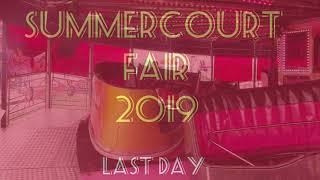 Summercourt Fair 2019 David Rowlands & Guest's, House of Horror walkthrough & Appletons Ghost Train