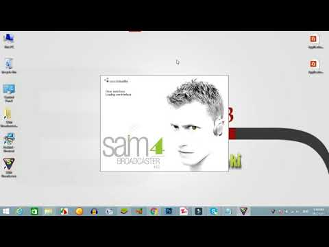 How To Install And Set Sam Broadcaster At Funnypaki Web Radio