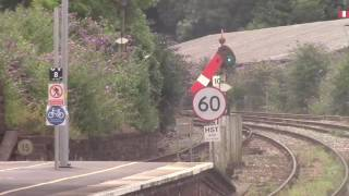 Trains at Truro, CML - 29/7/16