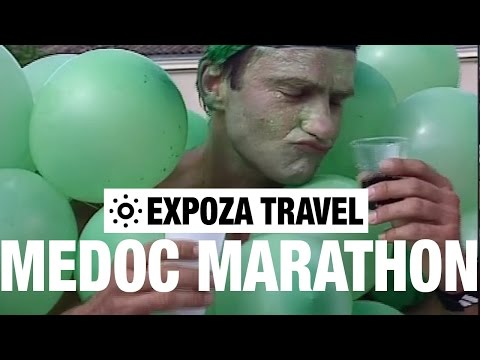 The Medoc Marathon (France) Vacation Travel Video Guide