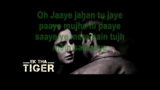 Saiyaara Ek Tha Tiger Full Song - ( Lyrics ) HD