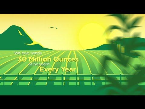 Celebration Cinema Popcorn Animation