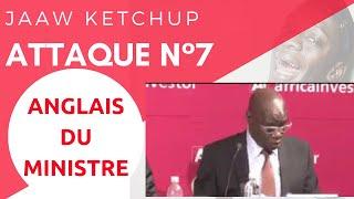 Jaaw ketchup attaque N7: le ministre diene farba sarr 🤦♂️