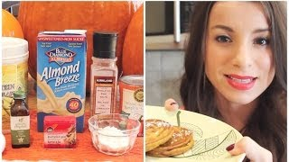 Pumpkin Protein Pancakes: Healthy Recipe