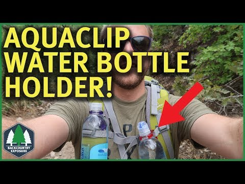 aquaclip-|-backpack-water-bottle-holder