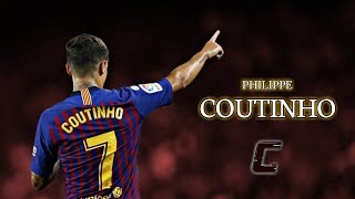 Philippe Coutinho - Magical Skills - Goals - Assist   2018   HD   