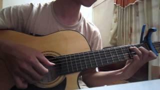 (Shane Filan) Beautiful in white (Classic Guitar Solo)