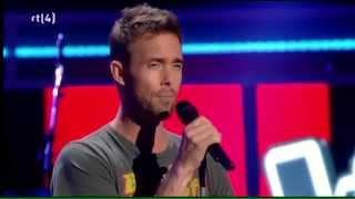 парень нереально круто поет!!! самый красивый голос в мире!!! Charly Luske   It's A Man's World