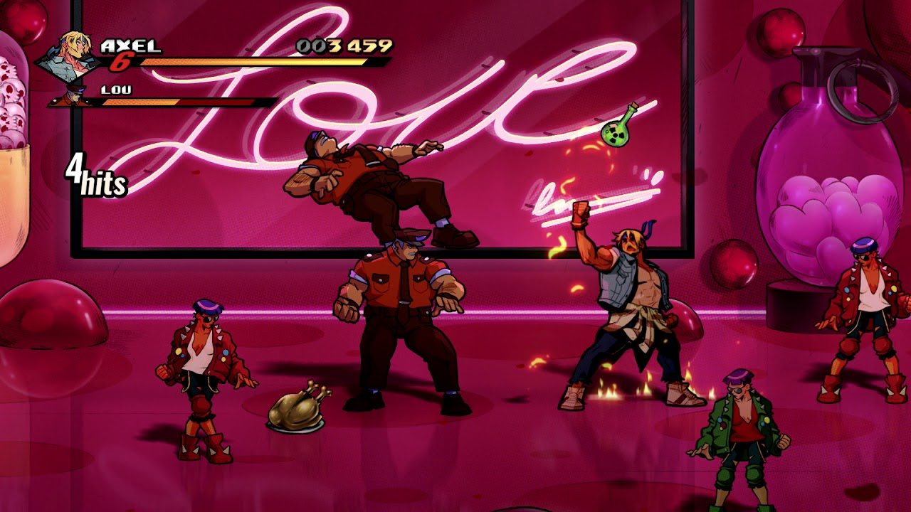 Streets of Rage 4 - Family Reunion Trophy/Achievement Guide - YouTube